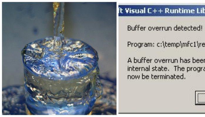 Инструмент №2: Human bufferoverflow.