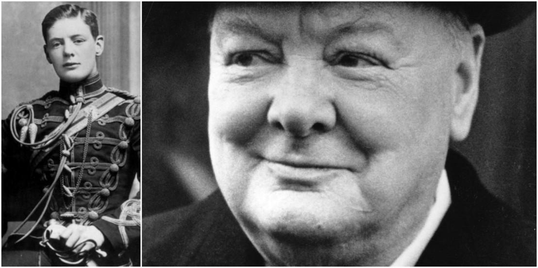 Воскресные истории. Черчилл.